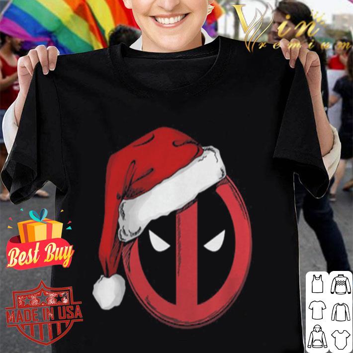 Santa Deadpool Marvel Christmas shirt