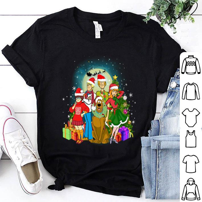 Scooby-Doo family Christmas shirt