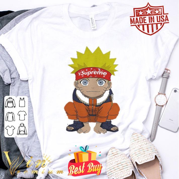 Uzumaki Naruto Supreme shirt