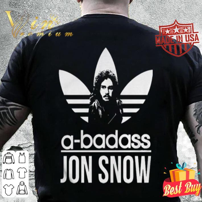adidas a-badass Jon Snow shirt