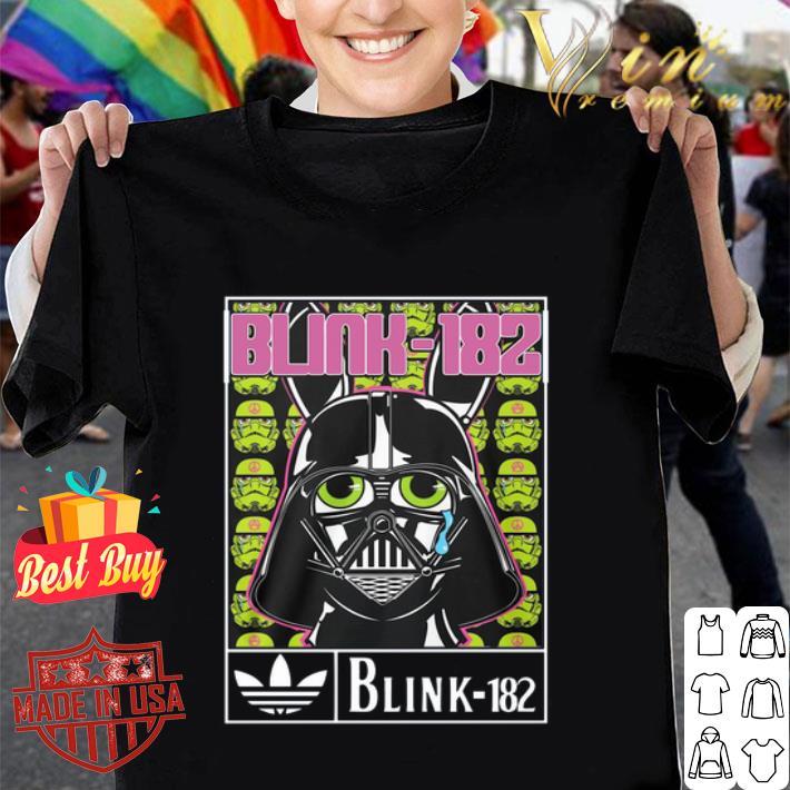 Adidas Darth Vader Blink-182 Star Wars shirt