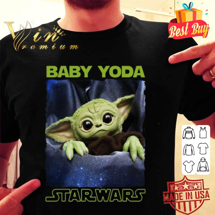 Baby Yoda Star Wars Mandalorian shirt