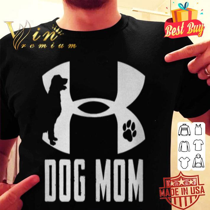 Golden Retriever Under Armour Dog Mom shirt