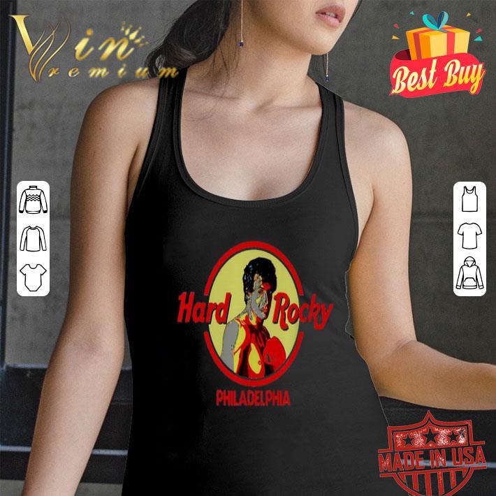 Hard Rock Cafe Hard Rocky Philadelphia shirt