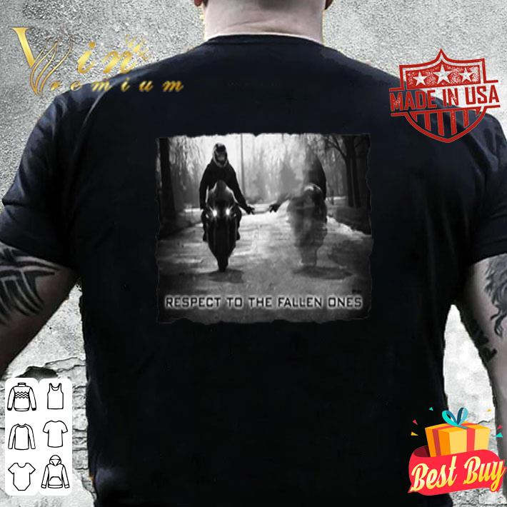 In Memory Respect To The Fallen Ones shirt