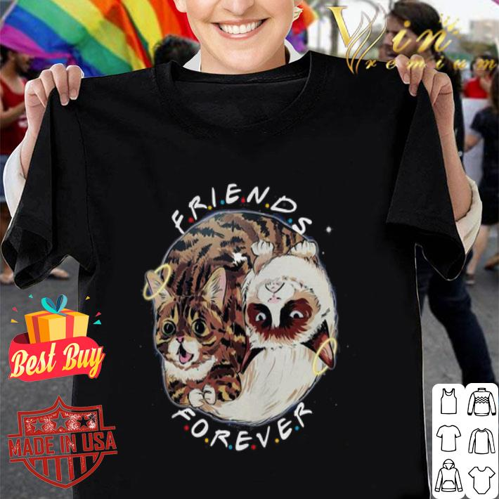 Lil Bub And Grumpy Cat Friends Forever shirt