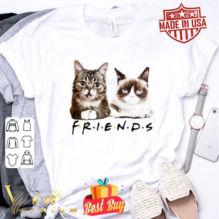 Lil Bub Friends Cats Grumpy shirt