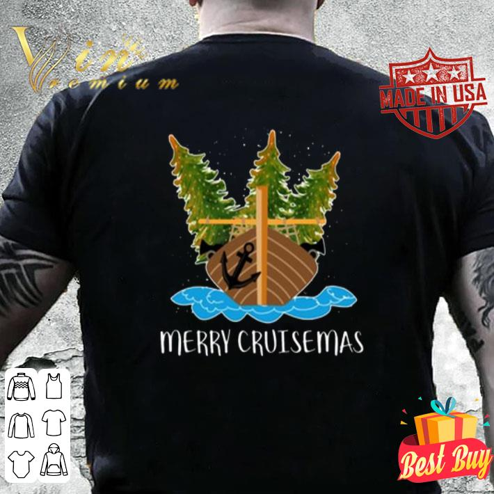 Merry Cruisemas Christmas Cruise shirt