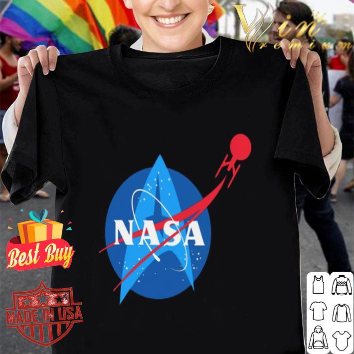 NASA Spaceship Spacewalk shirt