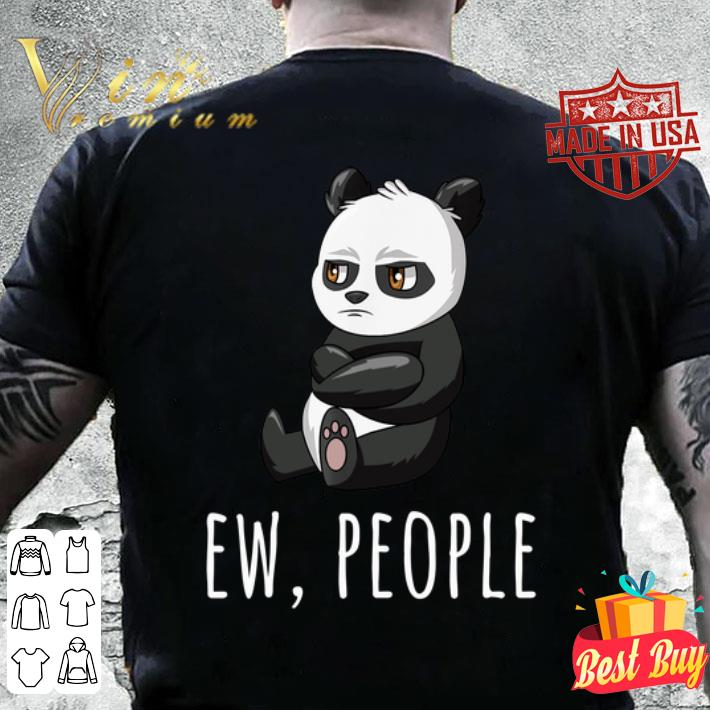 Panda Ew People shirt