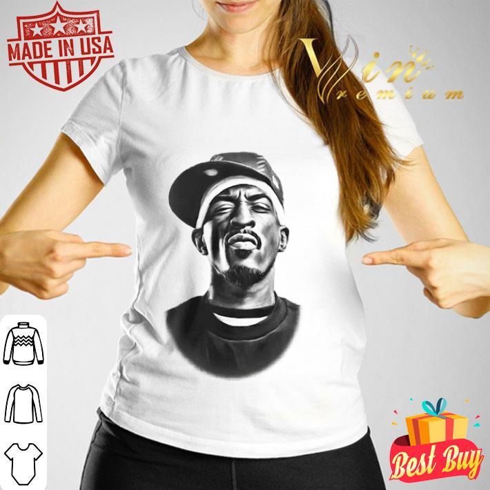 Rap Legend Rakim Is Coming To New Orleans Saints shirt