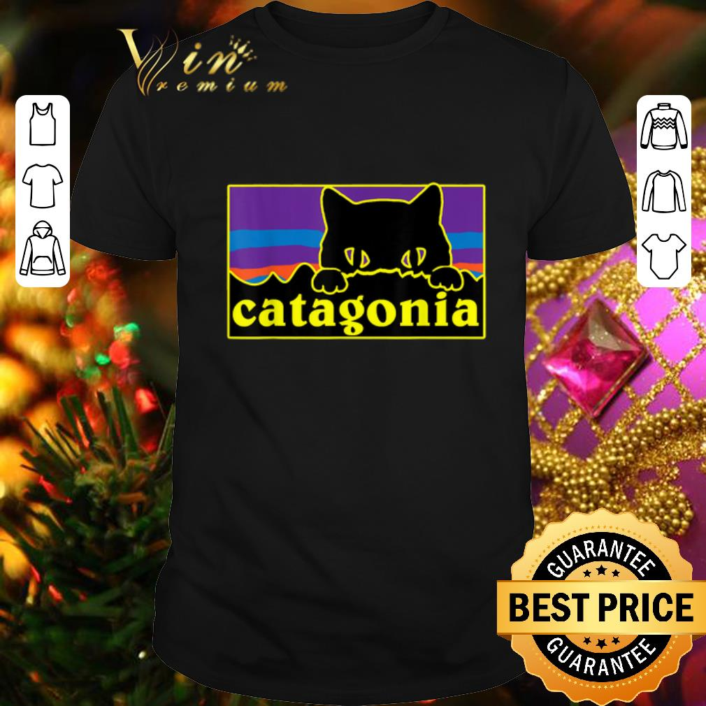 Catagonia Cat Meowntains shirt 1