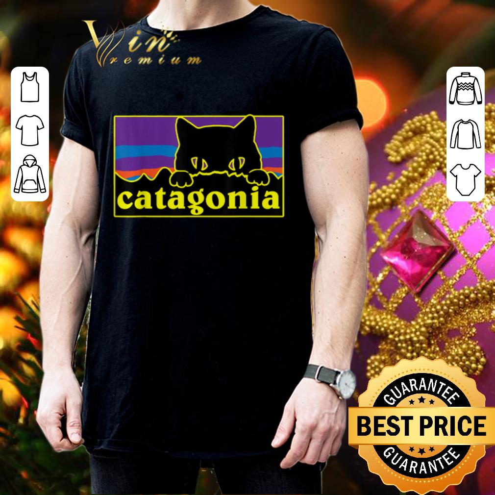 Catagonia Cat Meowntains shirt 3