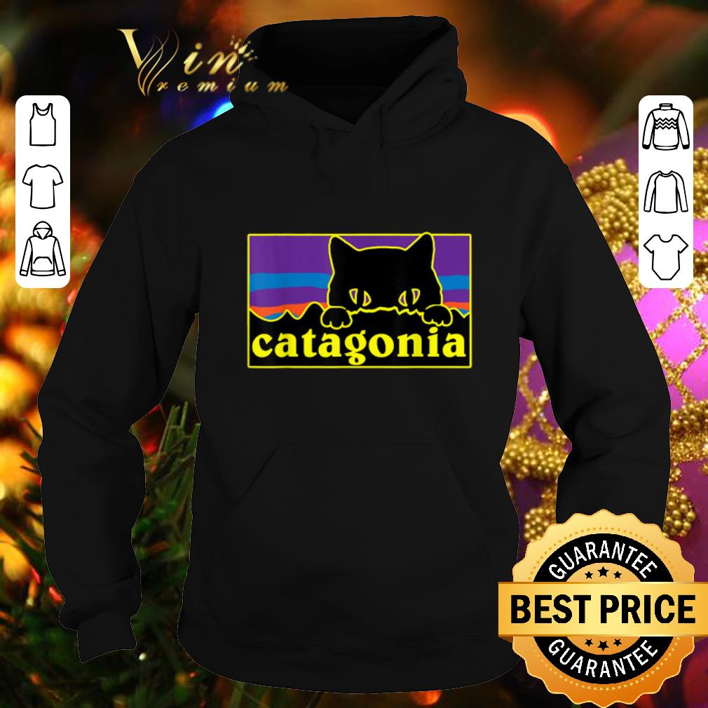 Catagonia Cat Meowntains shirt