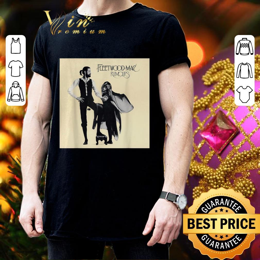 Vintage Stevie Nicks Fleetwood Mac Rumours shirt 3