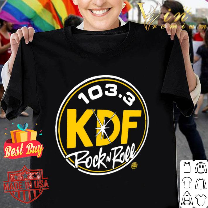 103 3 KDP Rock and Roll shirt
