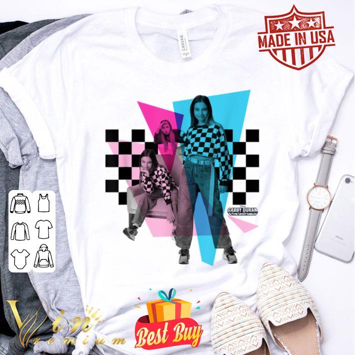 Disney Channel Gabby Duran & The Unsittables Trio shirt