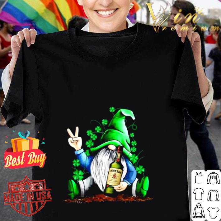 Gnome hug Jameson Irish St. Patrick's day shirt