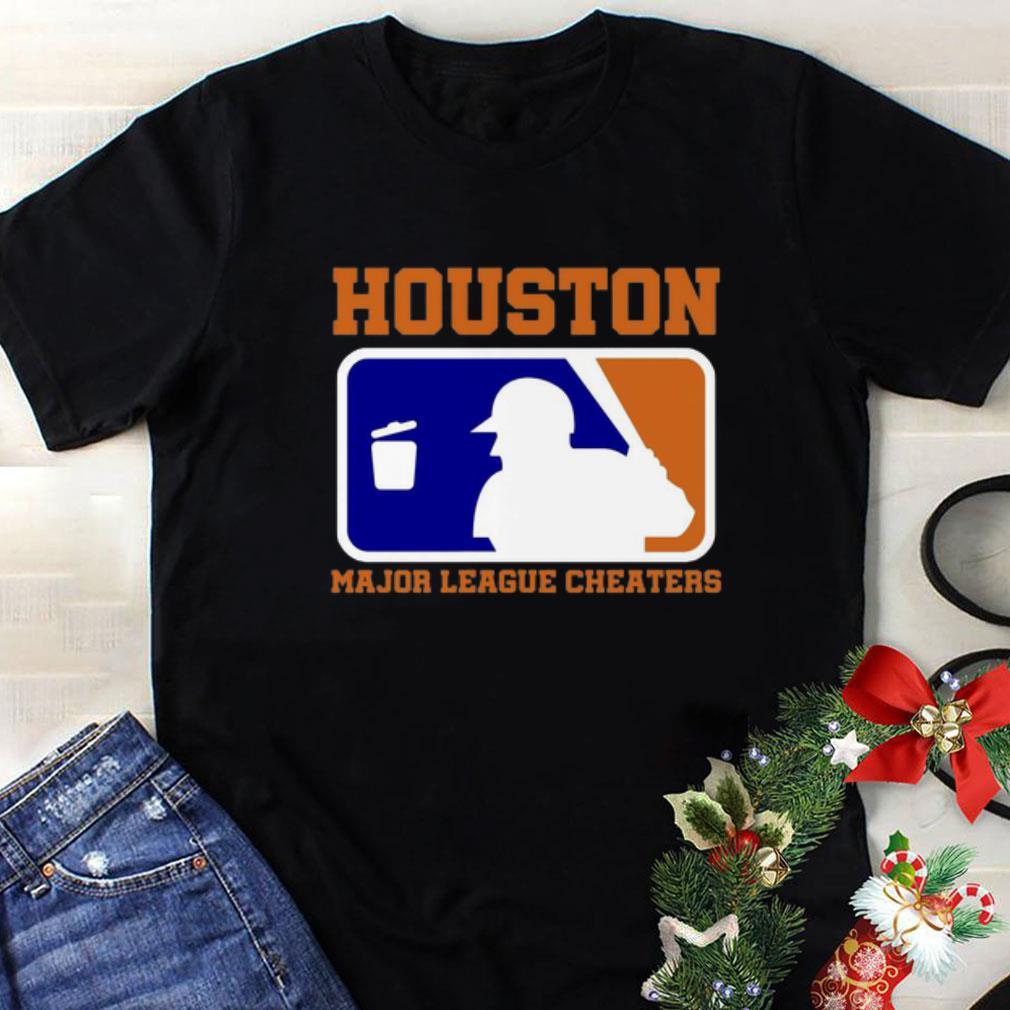 Houston Major League Cheaters Houston Astros shirt 1
