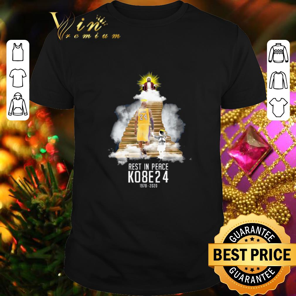 Clickbuypro Unisex T-shirt Kobe Bryant And His Daughter Heaven With Jesus Rip Ko8e24 Gigi Shirt Hoodie Red L