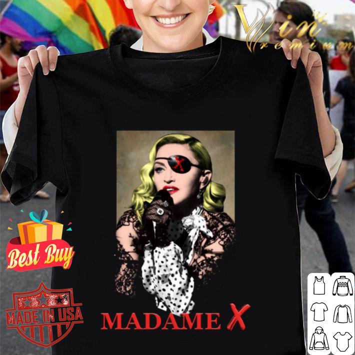 Madonna 2019 Madame X Concert Tour shirt