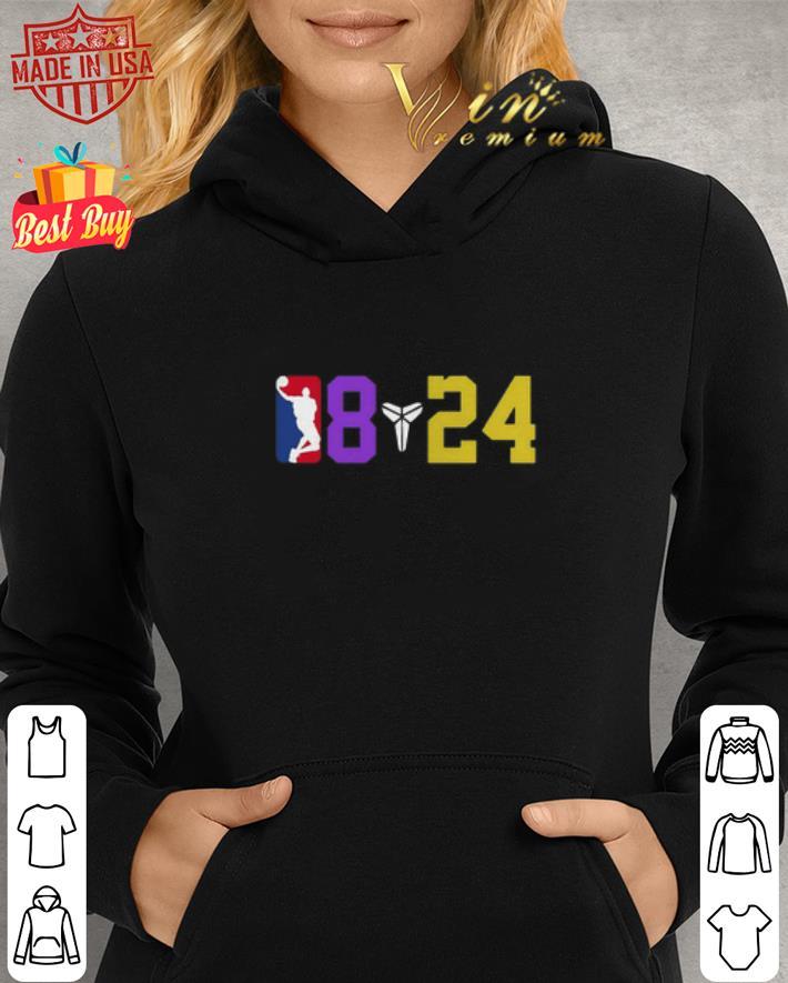 Nba 08 24 Kobe Bryant Logo Symbol shirt