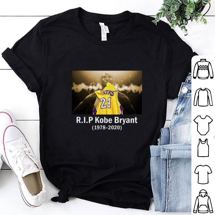 Clickbuypro Unisex T-shirt Rip Kobe Bryant 24 Black Mamba 1978 2020 Shirt Hoodie White 5xl