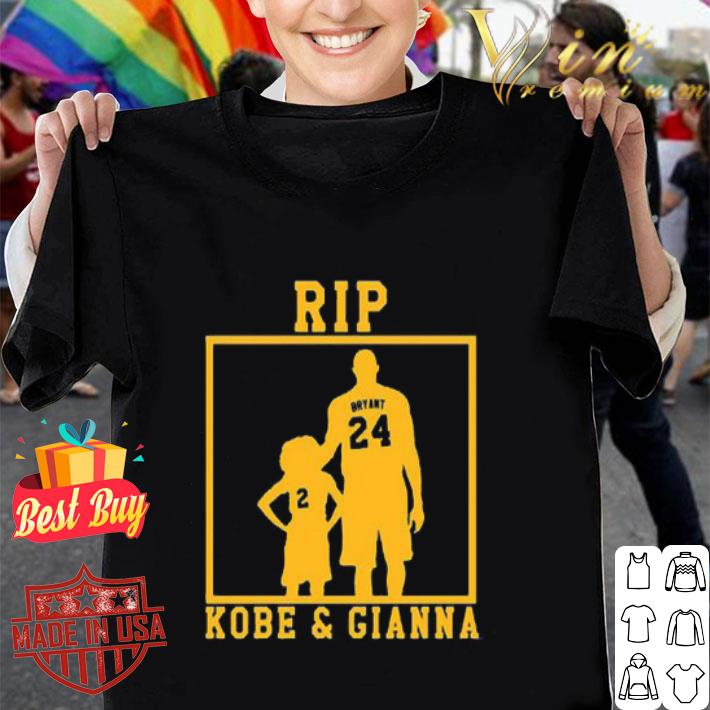 Clickbuypro Unisex Tshirt Rip Kobe Bryant And Gianna Rip Girldad Kobe And Gigi Shirt Hoodie Navy 2xl