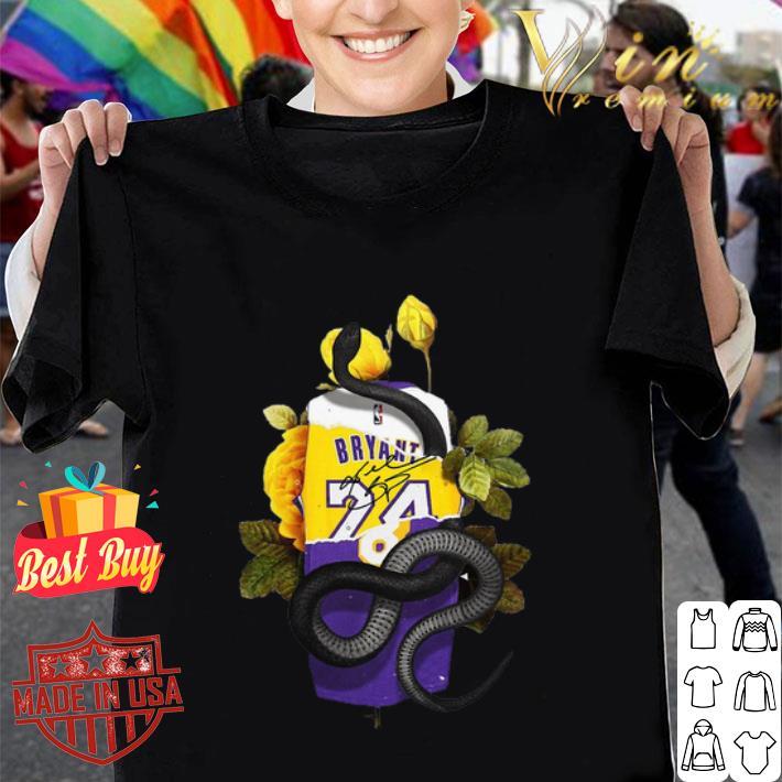 Clickbuypro Unisex T-shirt Rip Mamba Kobe Bryant 24 Logo Signature Shirt Hoodie Navy 5xl