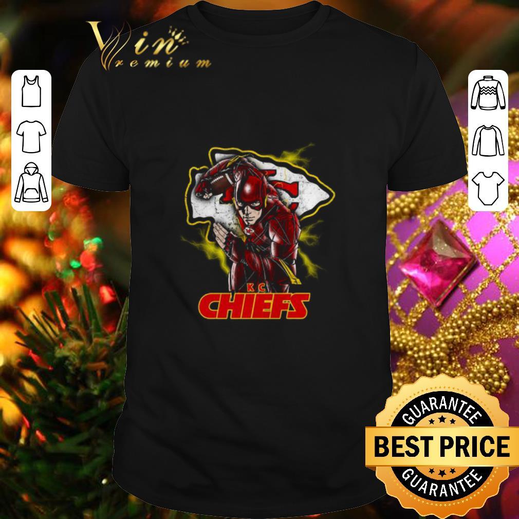 The Flash mashup Kansas City Chiefs Champions shirt
