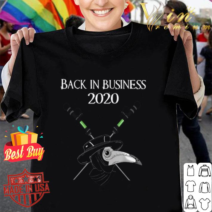 Back In Business 2020 Star Wars shirt