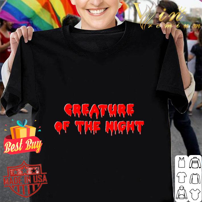 Creature of the night The Rocky Horror picture show shirt