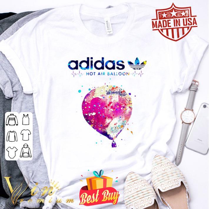 Logo Adidas Hot Air Balloon Heartbeat shirt