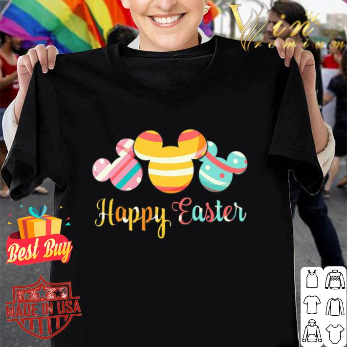 Mickey Mouse Happy Easter shirt