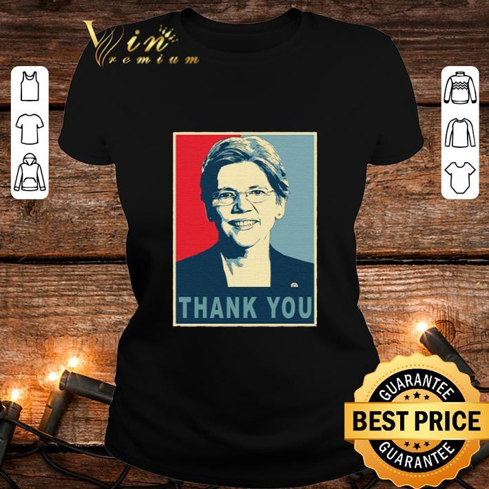 Thank You Elizabeth Art shirt 2