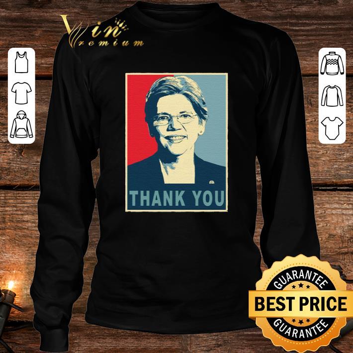 Thank You Elizabeth Art shirt 3