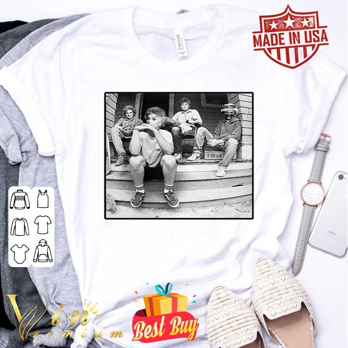 The Golden Girls old school shirt