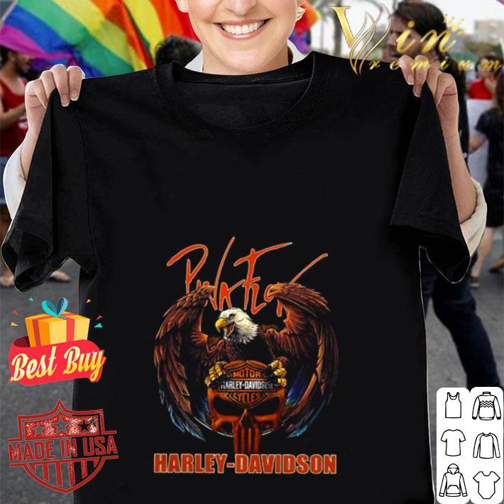eagle Pink Floyd Motor Harley-Davidson shirt