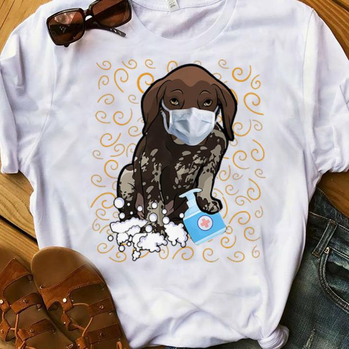 Love Someone Hair Up And Crubs On Nurse Stethoscope America Flag Shirt 7